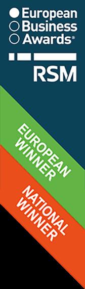 Bonum ble kåret til European Business Award vinnere for 2018