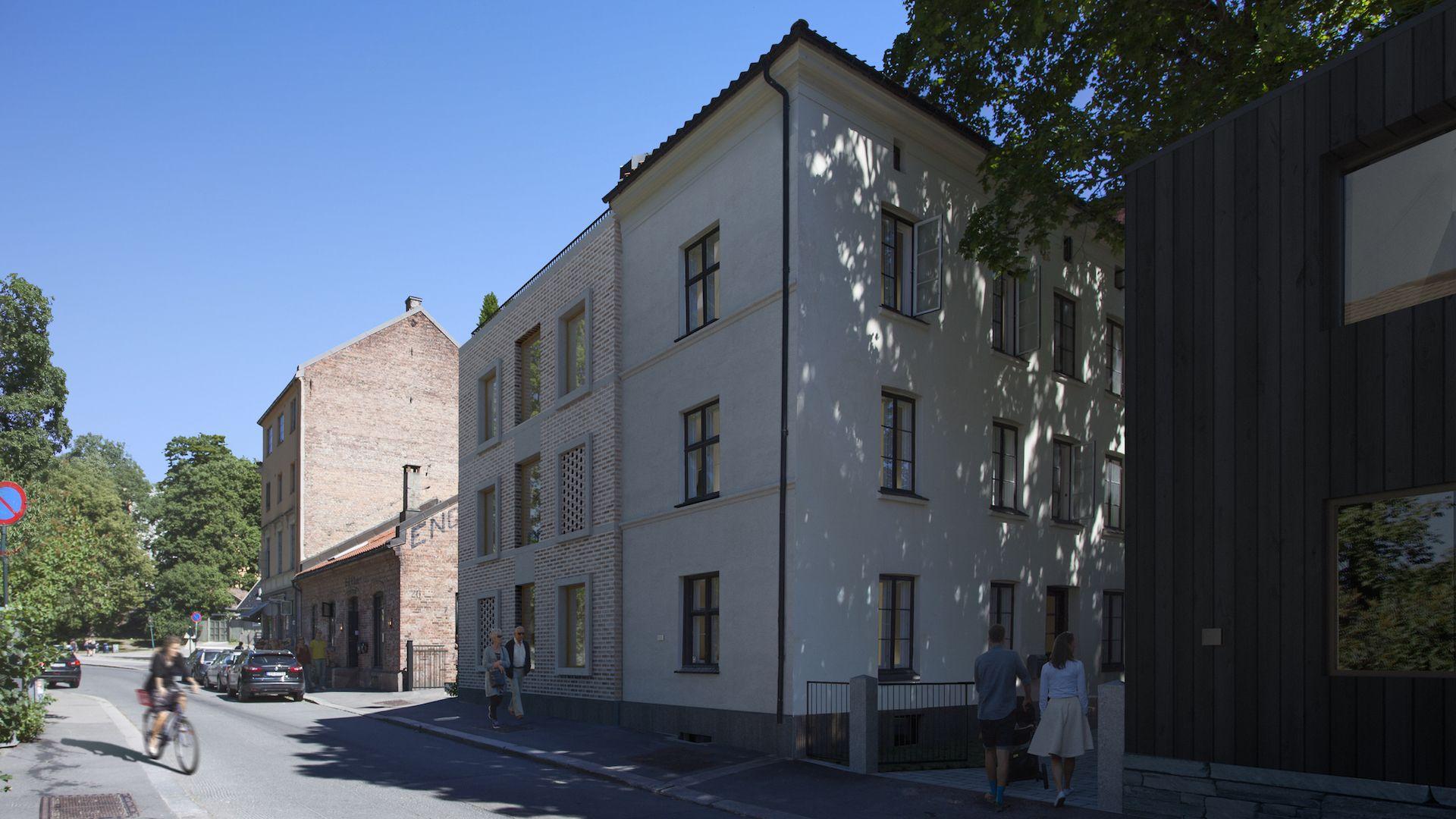 Bygården